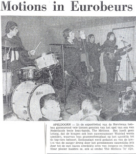 MotionsEurobeursApeldoorn1965