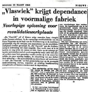 Vlaswiek13 maart 1962