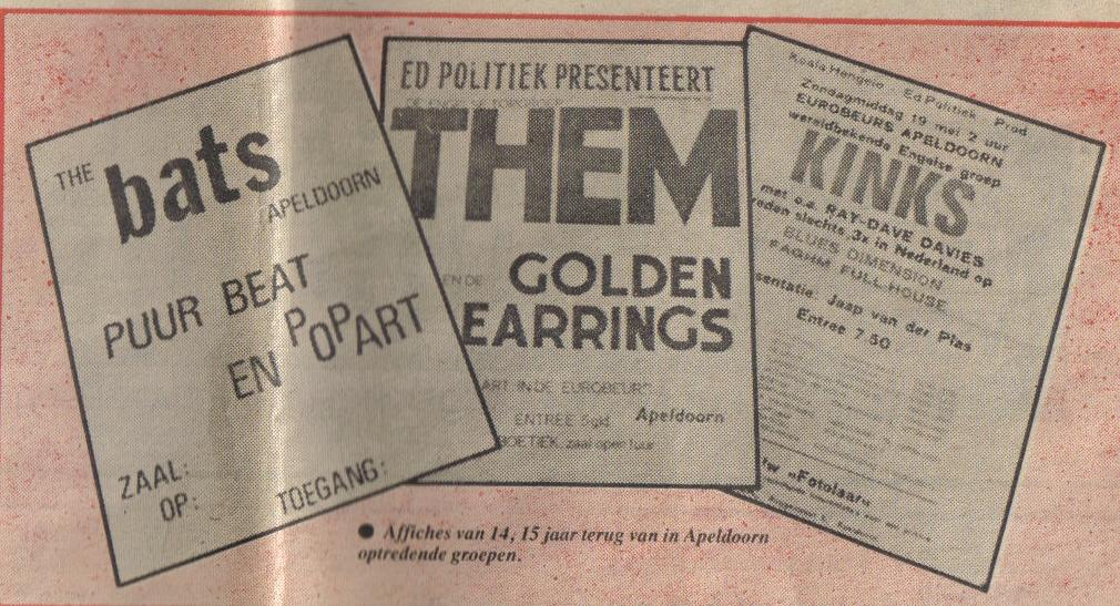 Posters Eurobeurs 1967